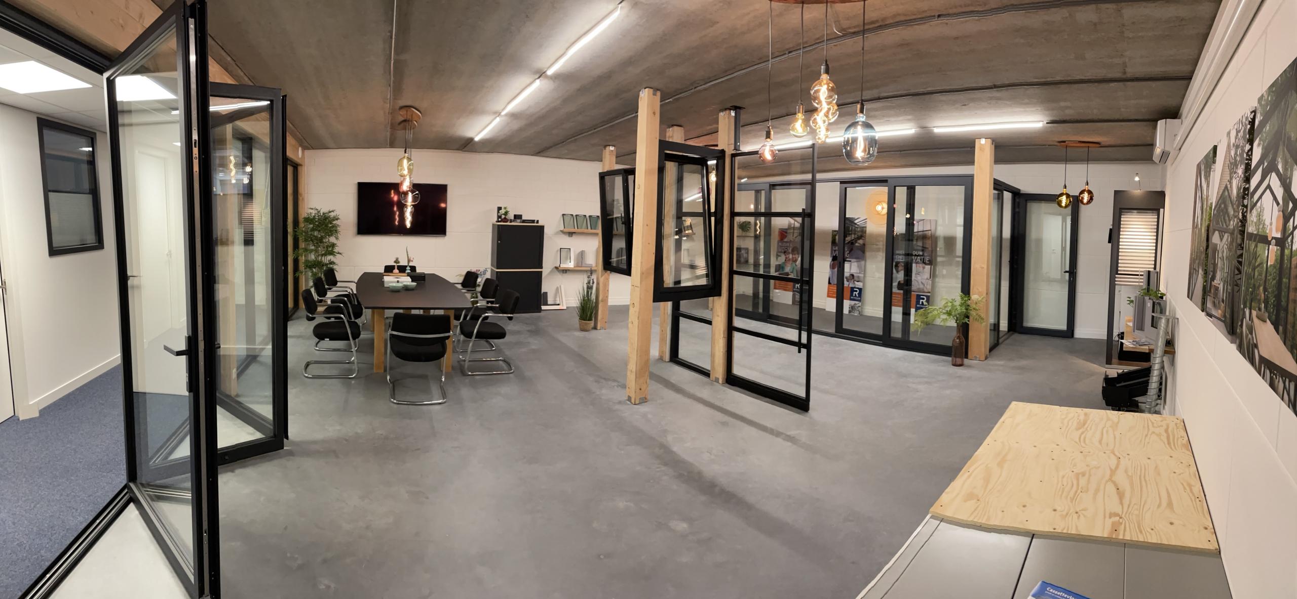 Wij Realiseren showroom